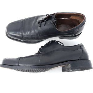 Johnston Murphy Bicycle Toe Oxfords Dress Shoes